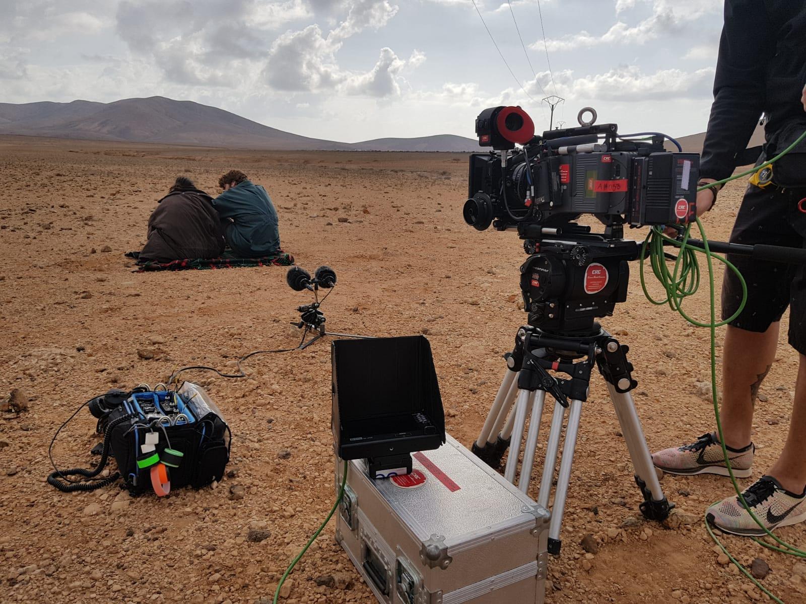 Subvención para 21 nuevos proyectos audiovisuales canarios con más de un millón de euros
