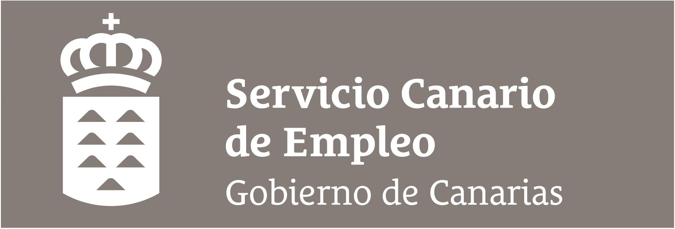 Logotipo Servicio Canario de Empleo