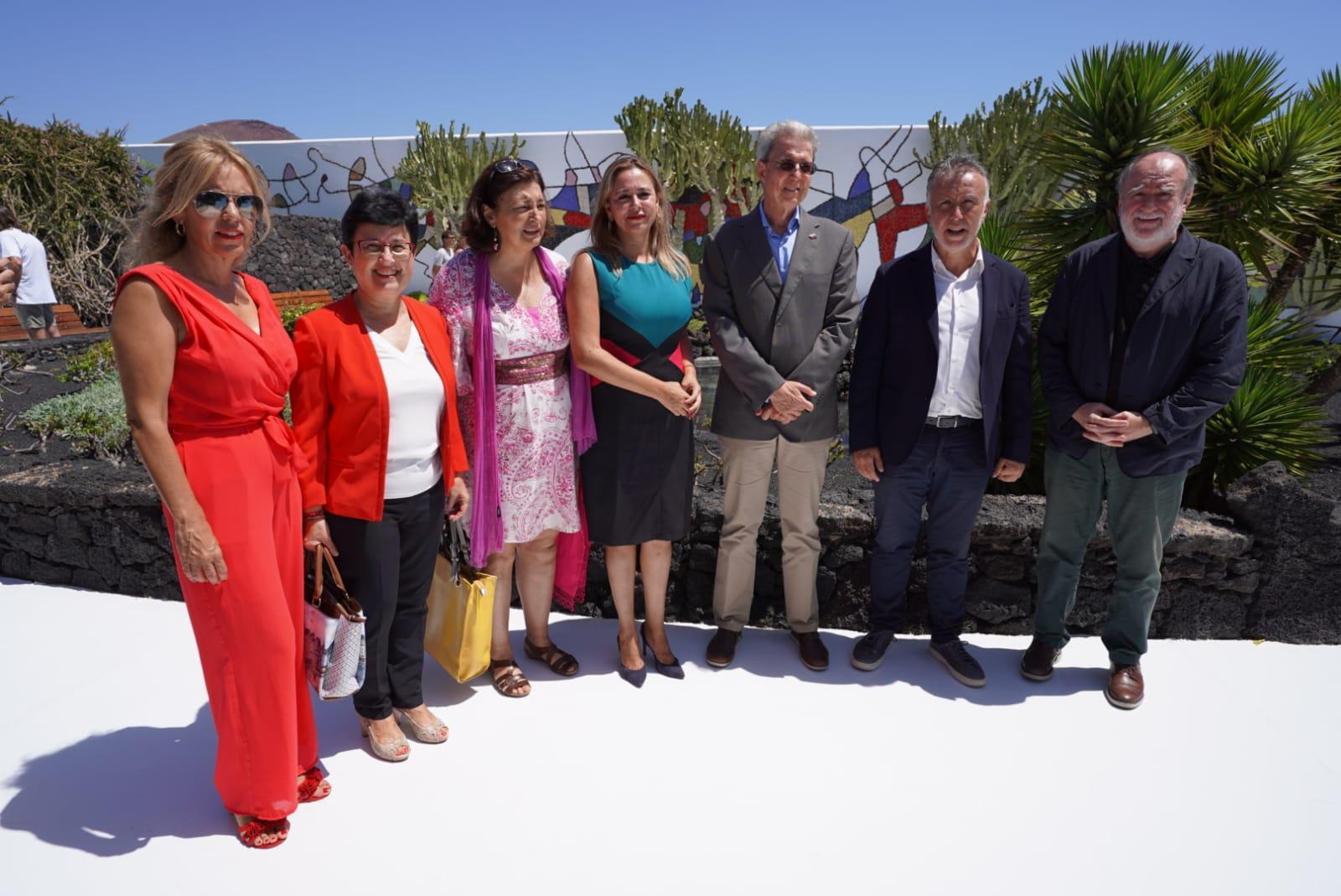 Visita a la Fundación César Manrique
