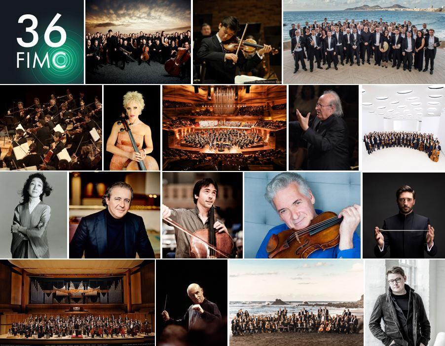 Los abonos incluyen los ocho conciertos programados en los auditorios capitalinos