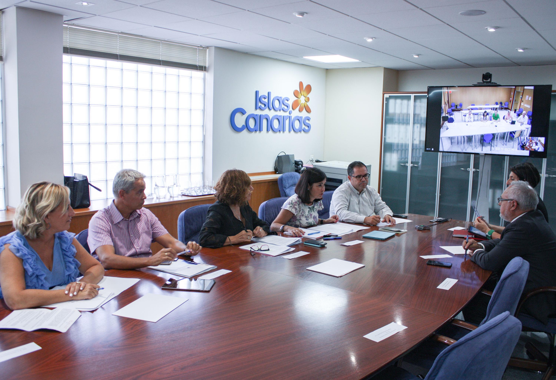 Reunión del Consejo General de Empleo