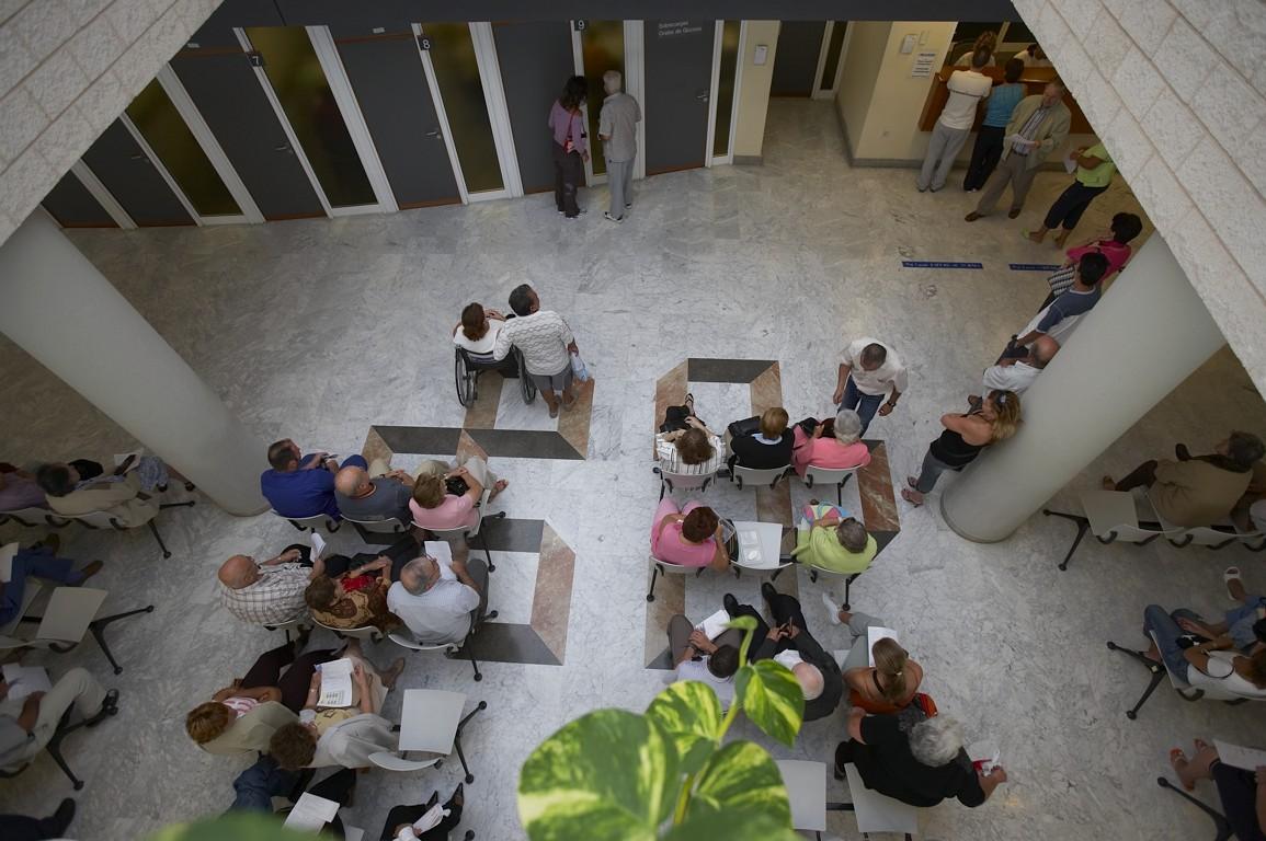 Imagen de Consultas Externas del centro hospitalario