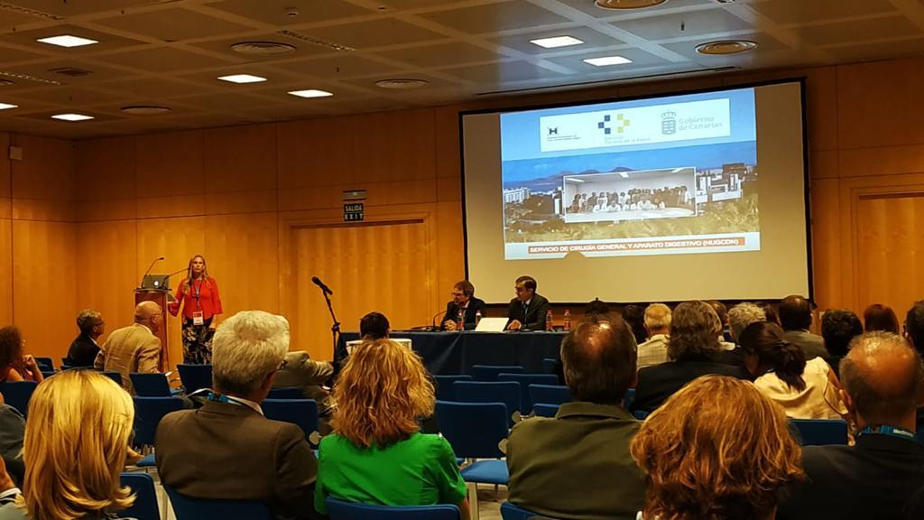 El Hospital Dr. Negrín organizará el Congreso Nacional de la Sociedad Española de Cirugía de la Obesidad