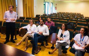 Reunión Plan de Salud La Palma