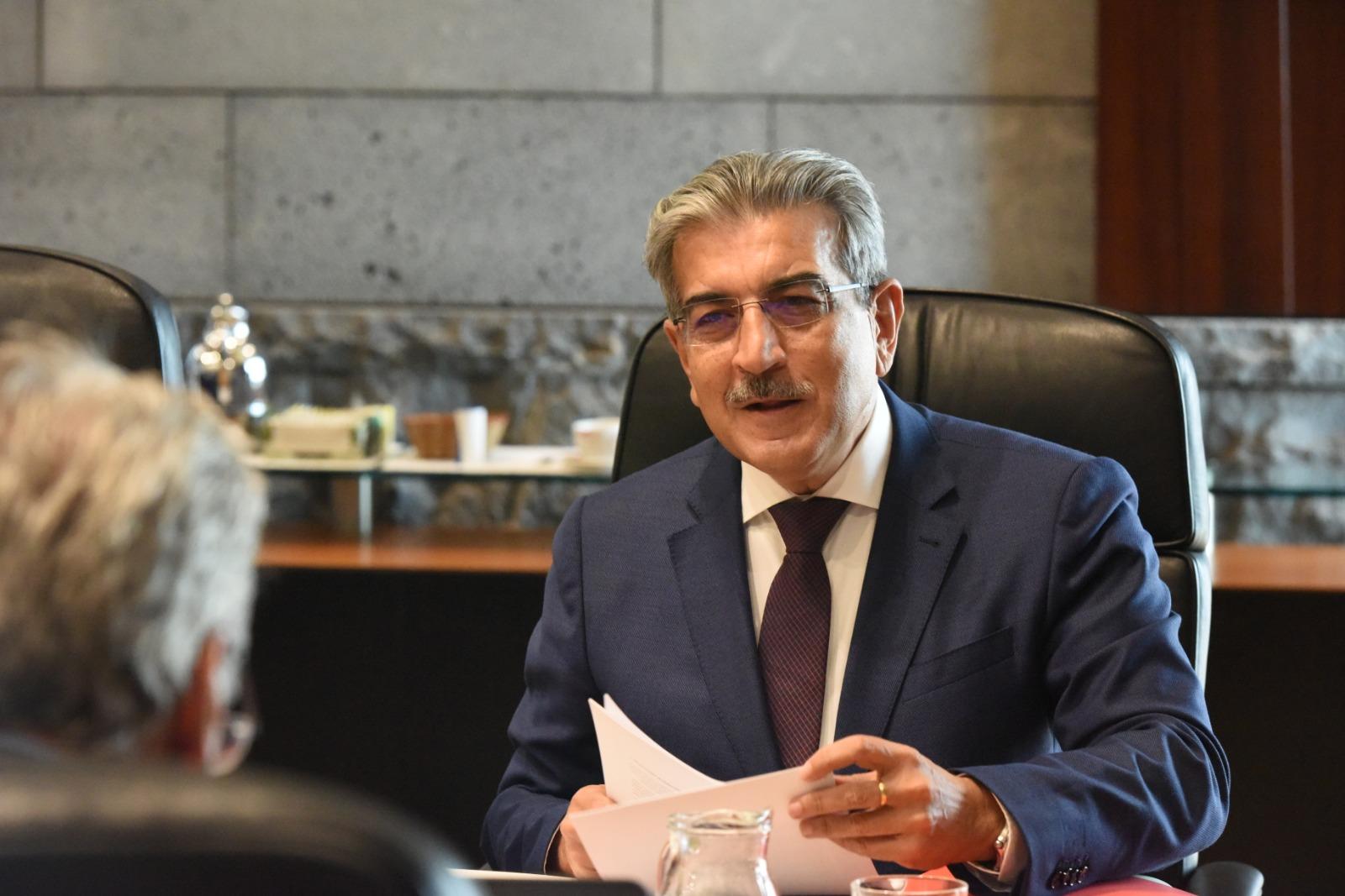 Canarias informa al Estado de las medidas adoptadas para reequilibrar las cuentas de 2019