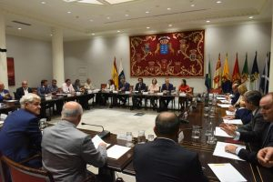 Gobierno de Canarias Thomas Cook