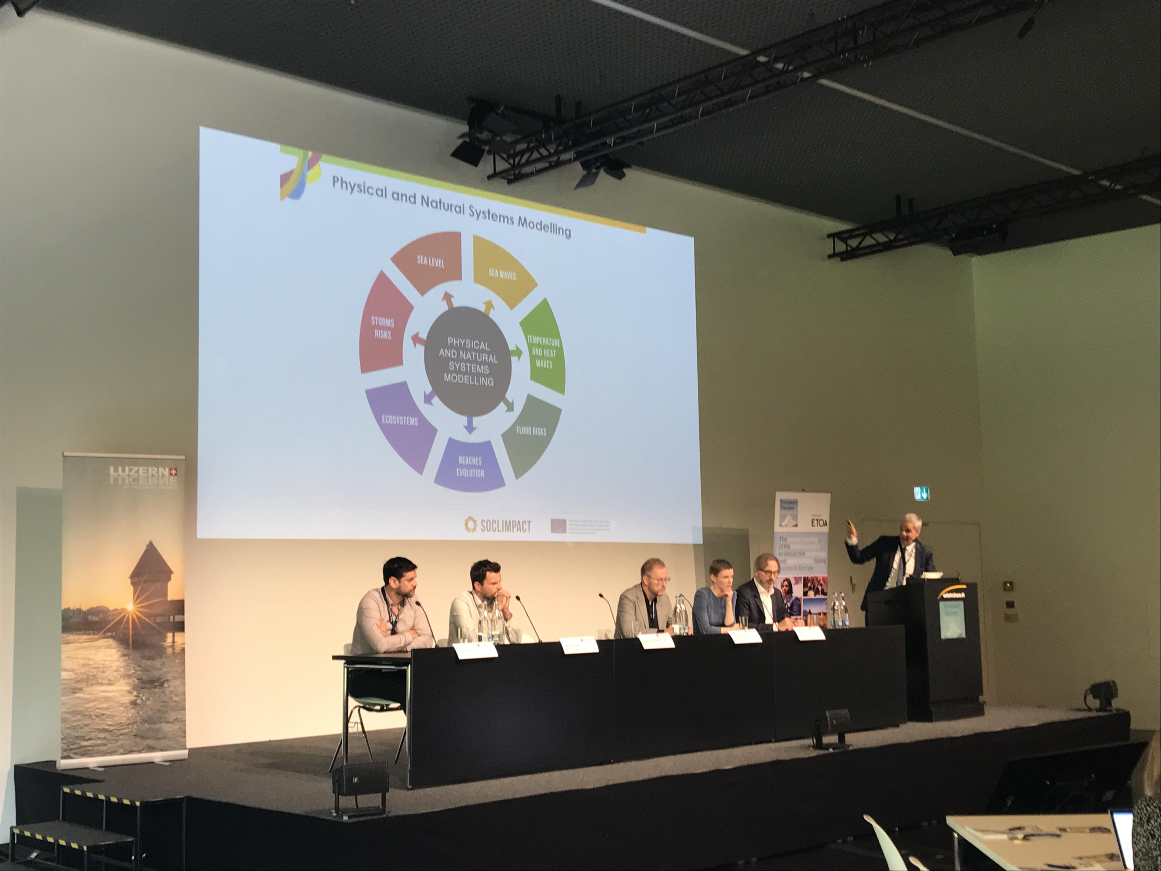 091019 Canarias asiste a una cumbre en Suiza para hablar del futuro del turismo en Europa 1