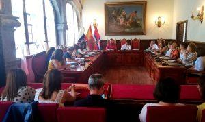 Reunión Derechos Sociales con los ayuntamientos de La Palma