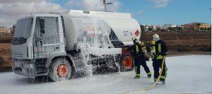 Práctica DGSE con bomberos