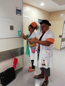 payasos hospital