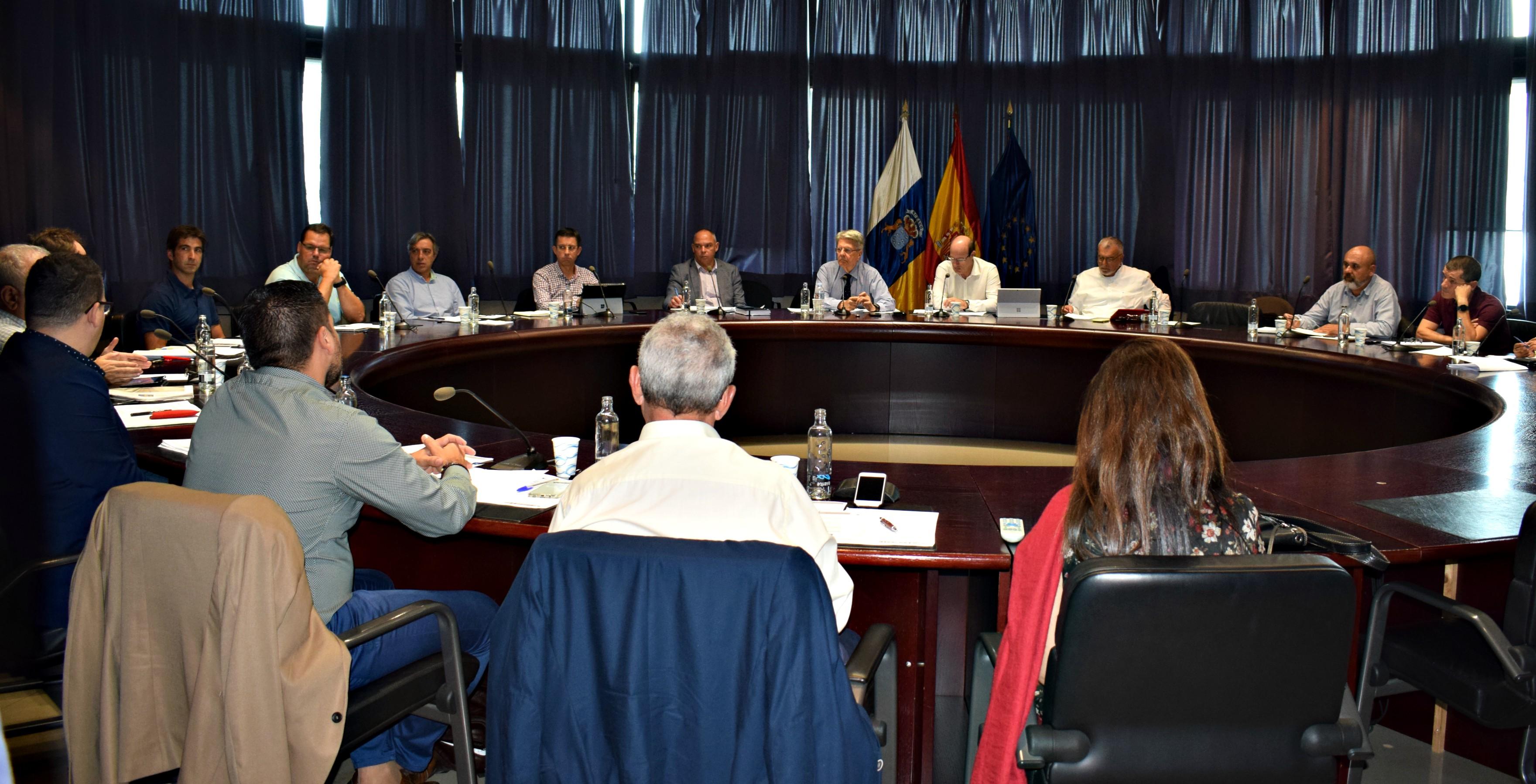 La Comisión autonómica de Protección Civil aprobados 12 planes municipales y tres insularesl