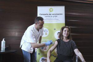 Teresa Cruz vacuna