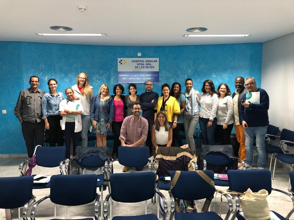taller diabetes El Hierro