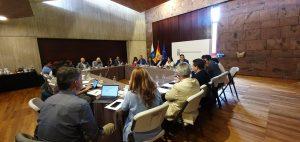 Yaiza Castilla asiste a la Asamblea de la Asociación de Municipios Turísticos