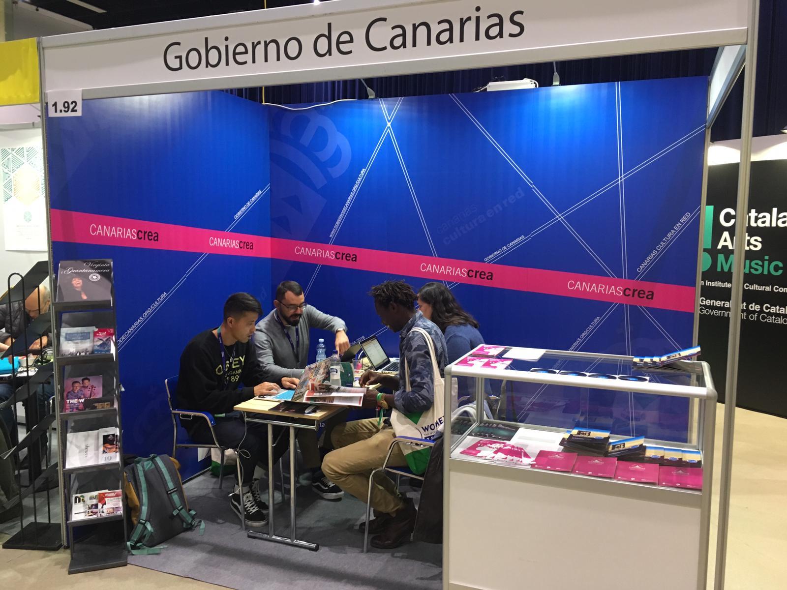 Canarias en Womex 2019, en Finlandia