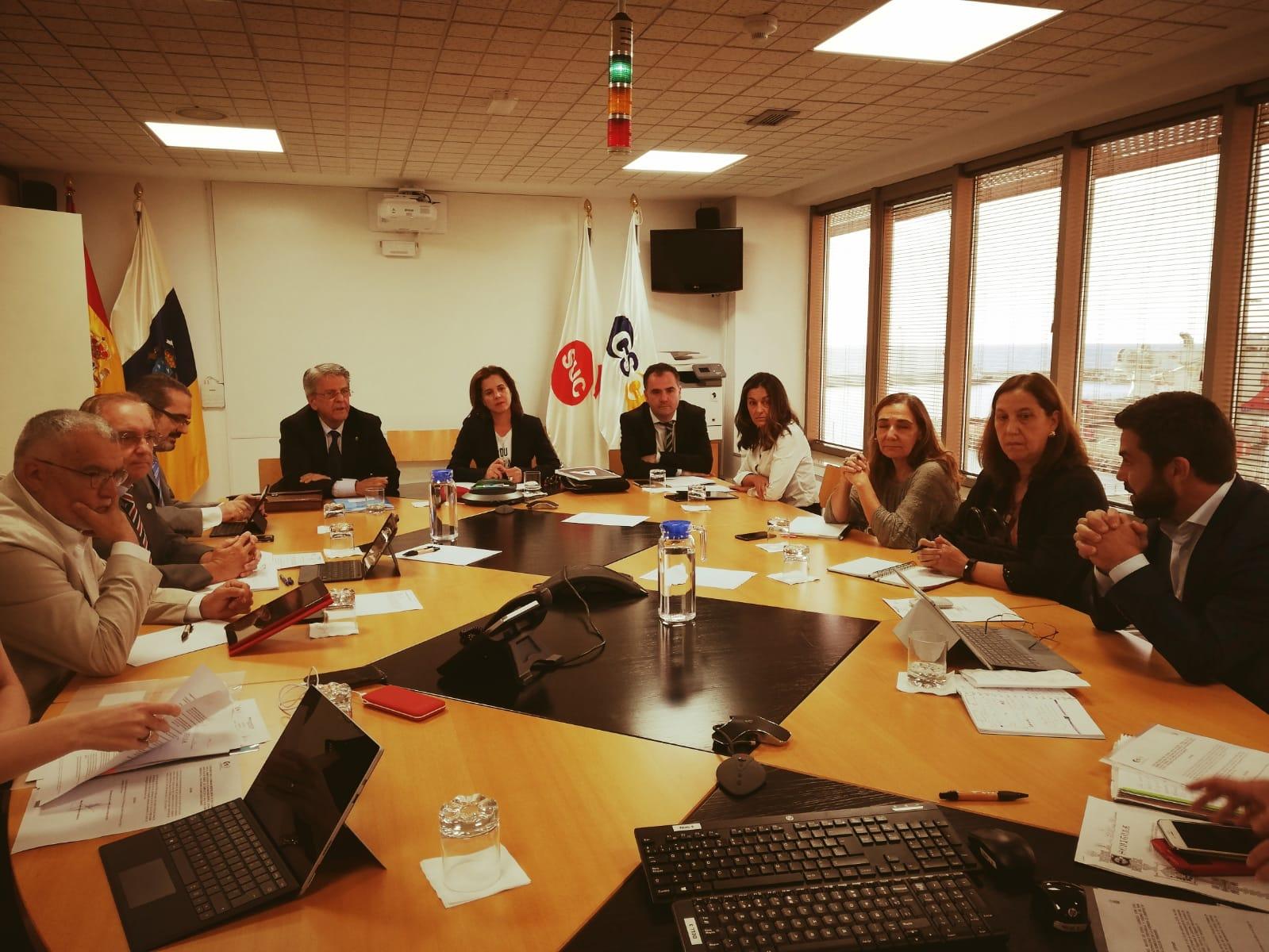 Consejo de administración de GSC del 24 de octubre de 2019