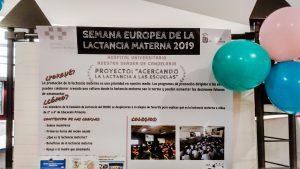 Detalle proyecto Acercando la Lactancia Materna a las Escuelas del Hospital de La Candelaria