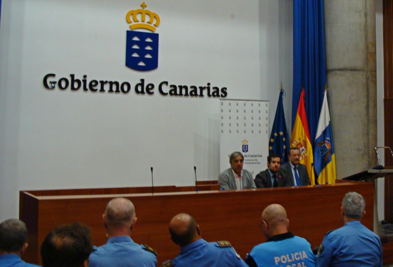 Jornadas de seguridad vial en Tenerife