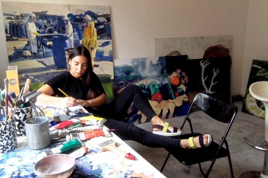 Abierta una nueva convocatoria para acceder a un estudio de producción en el Centro de Arte La Regenta