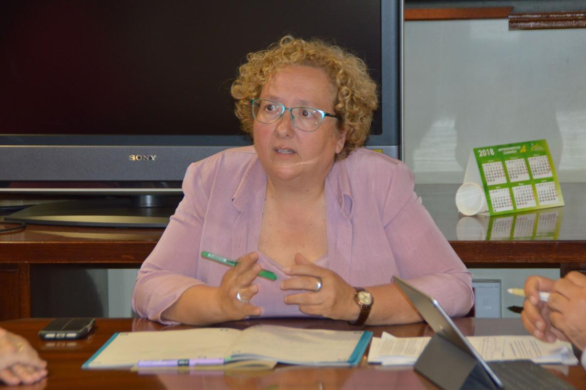 La directora general de Personal, Marisol Collado