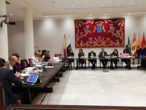 comisión presupuestos Sanidad