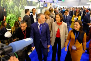 Gobierno de Canarias turismo WTM Londres