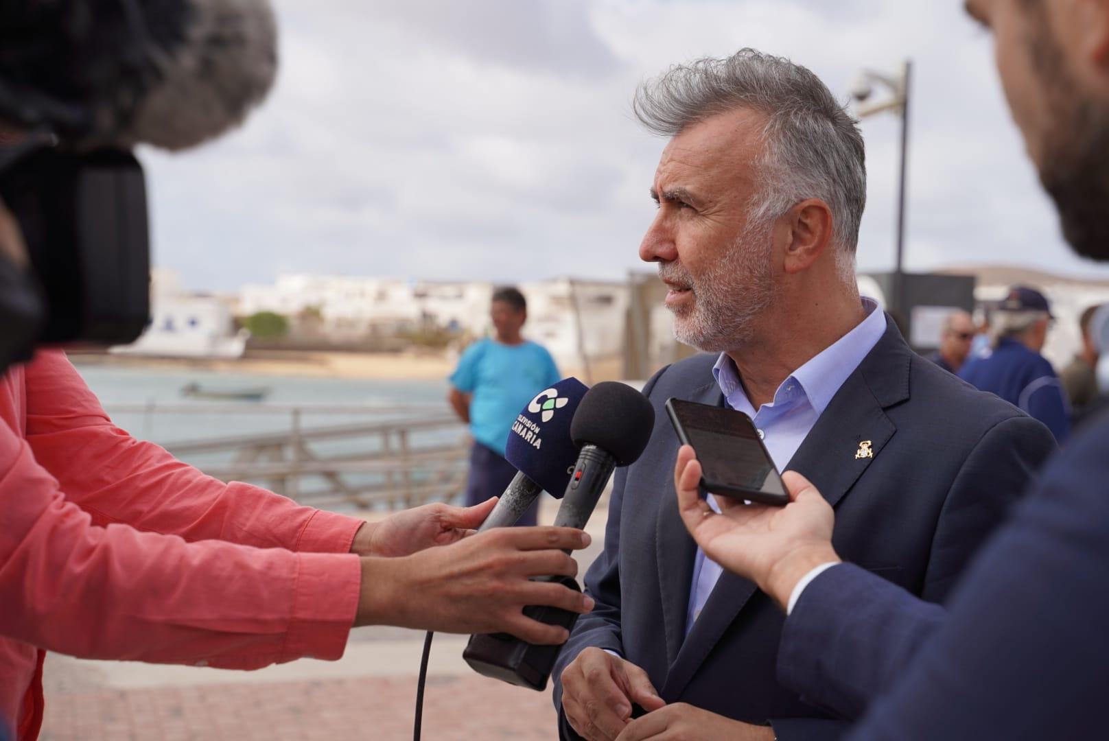 Canarias Gobierno desalación