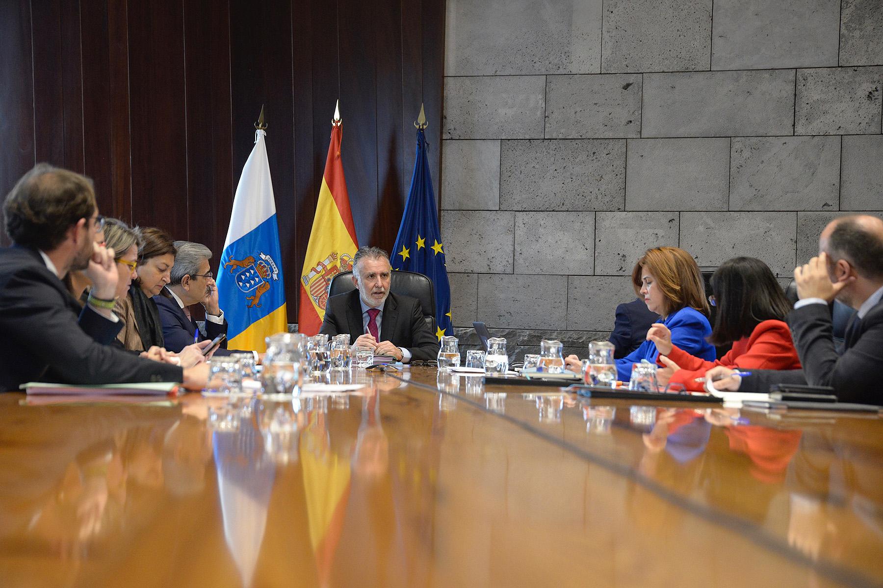 El Gobierno autoriza una inversión de 4,8 millones de euros en redes de regadío de Tenerife y Gran Canaria