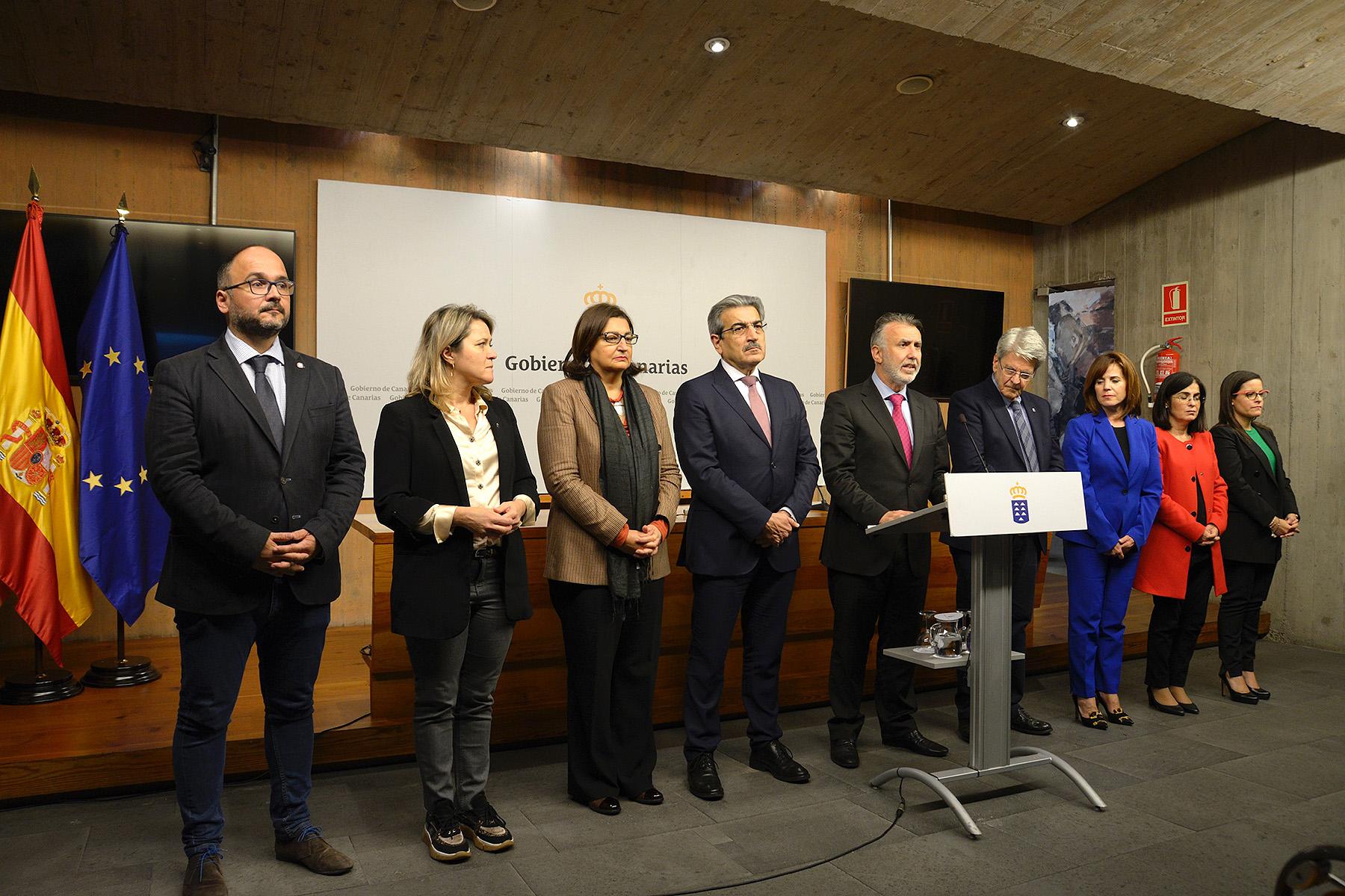 Declaración institucional con motivo del Día Internacional de la Eliminación de la Violencia contra la Mujer