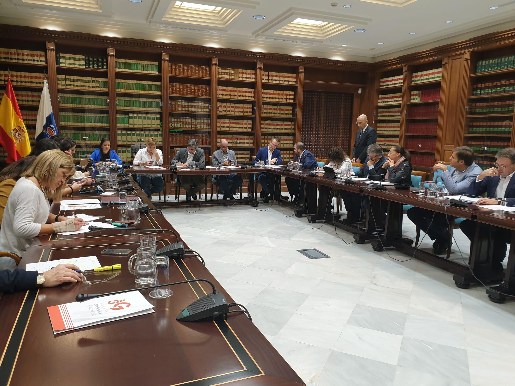 Comisión de Turismo, Industria y ComercioComisión de Turismo, Industria y Comercio