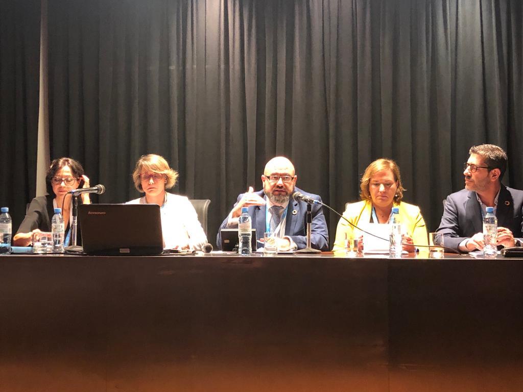 La directora del ICAP, Eva de Anta, participa en el Congreso CLAD 2019