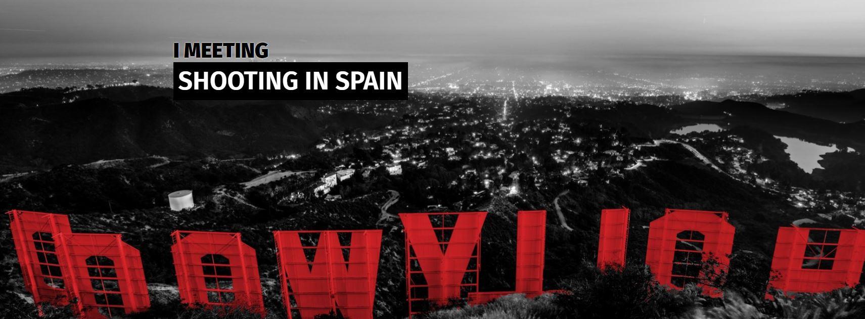 El encuentro reunirá a un productores de la industria de cine de EEUU y España