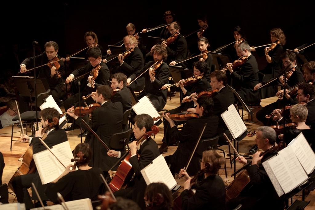 Imagen de la Orquesta de París