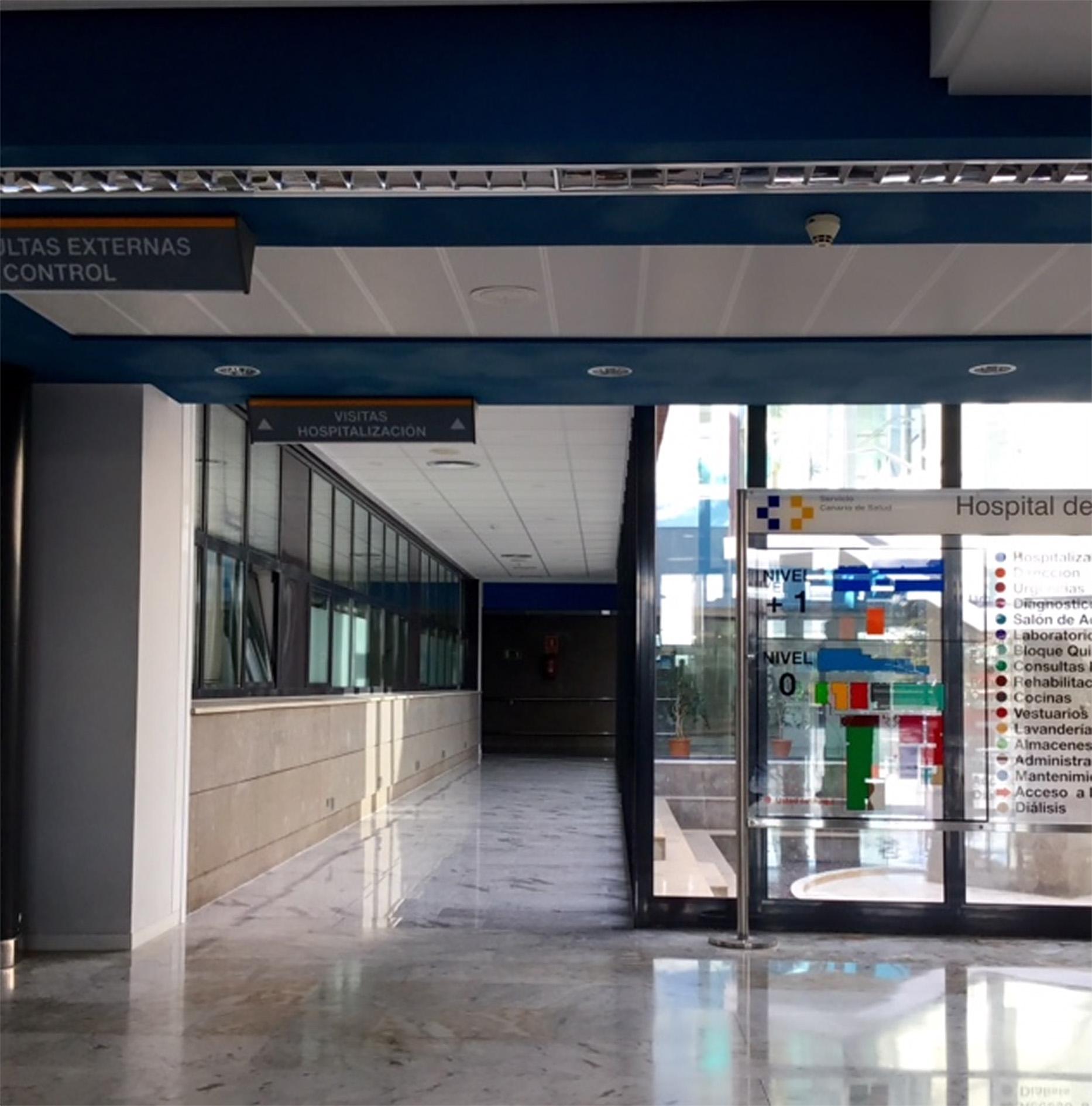 hospital el hierro