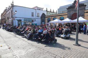 Celebración del Día Internacional de las Personas con Discapacidad