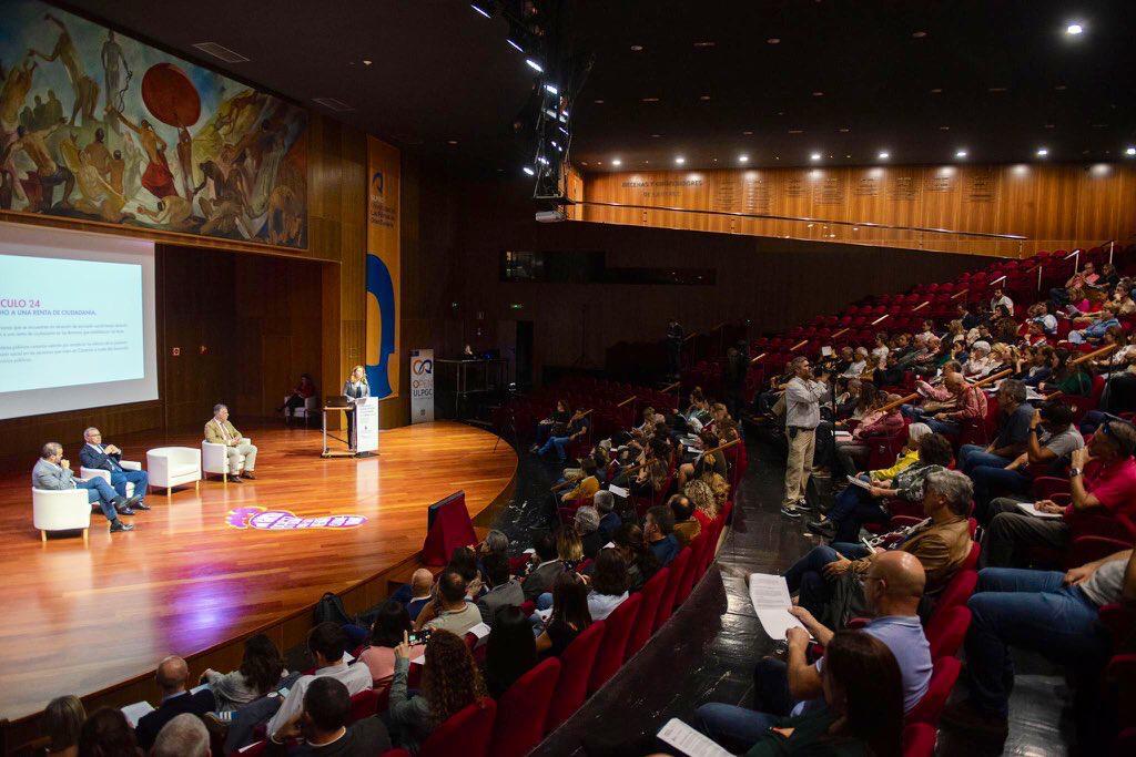 Gobierno de Canarias Renta Ciudadana