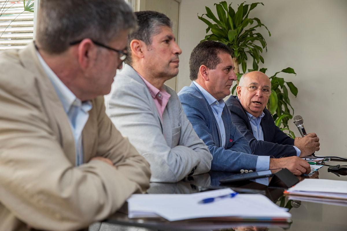 Gobierno de Canarias Acción Exterior subvenciones