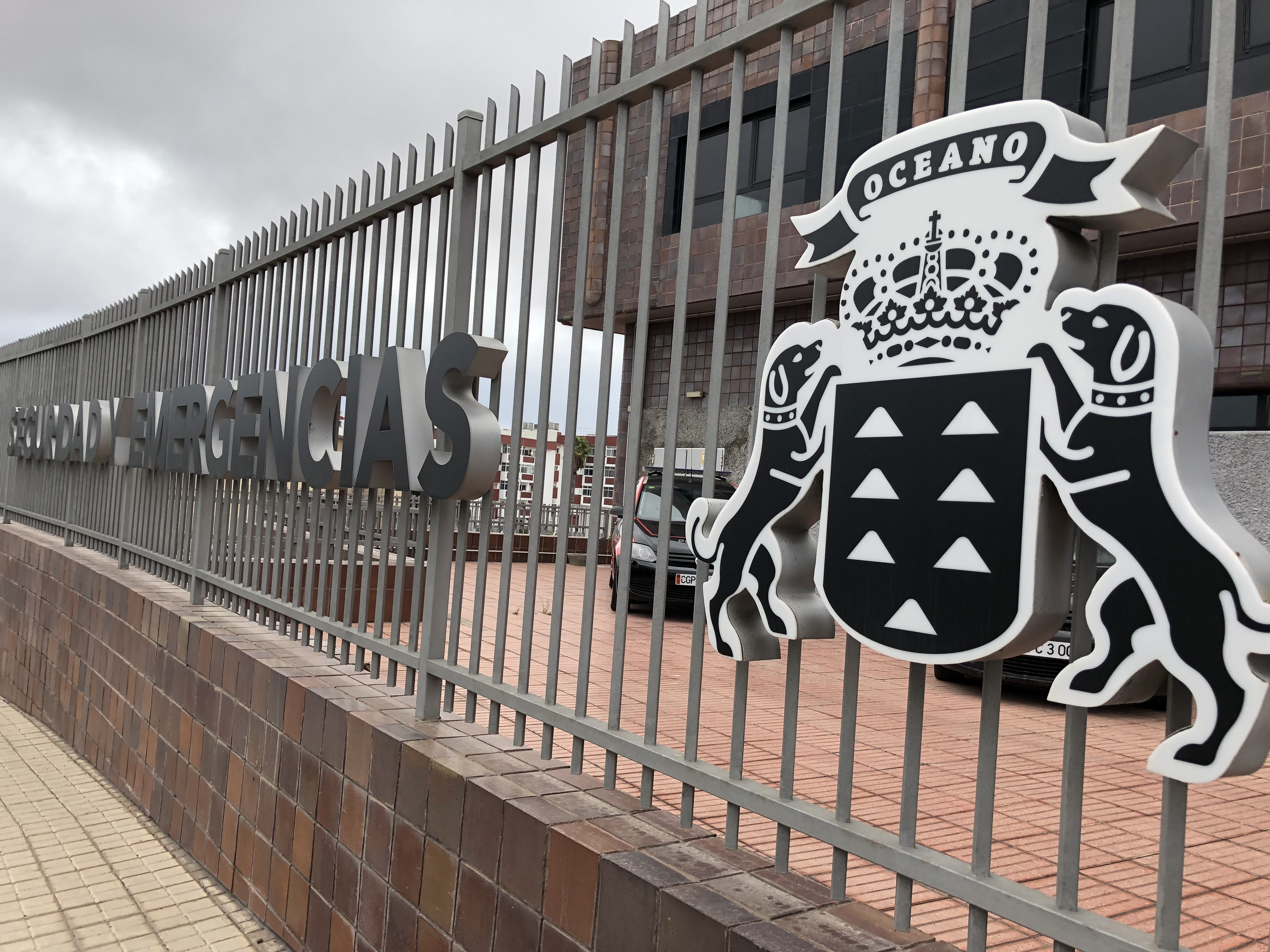 Sede de la Policía Canaria