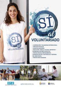 Cartel Voluntariado
