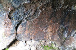 Grabados Cueva del Agua