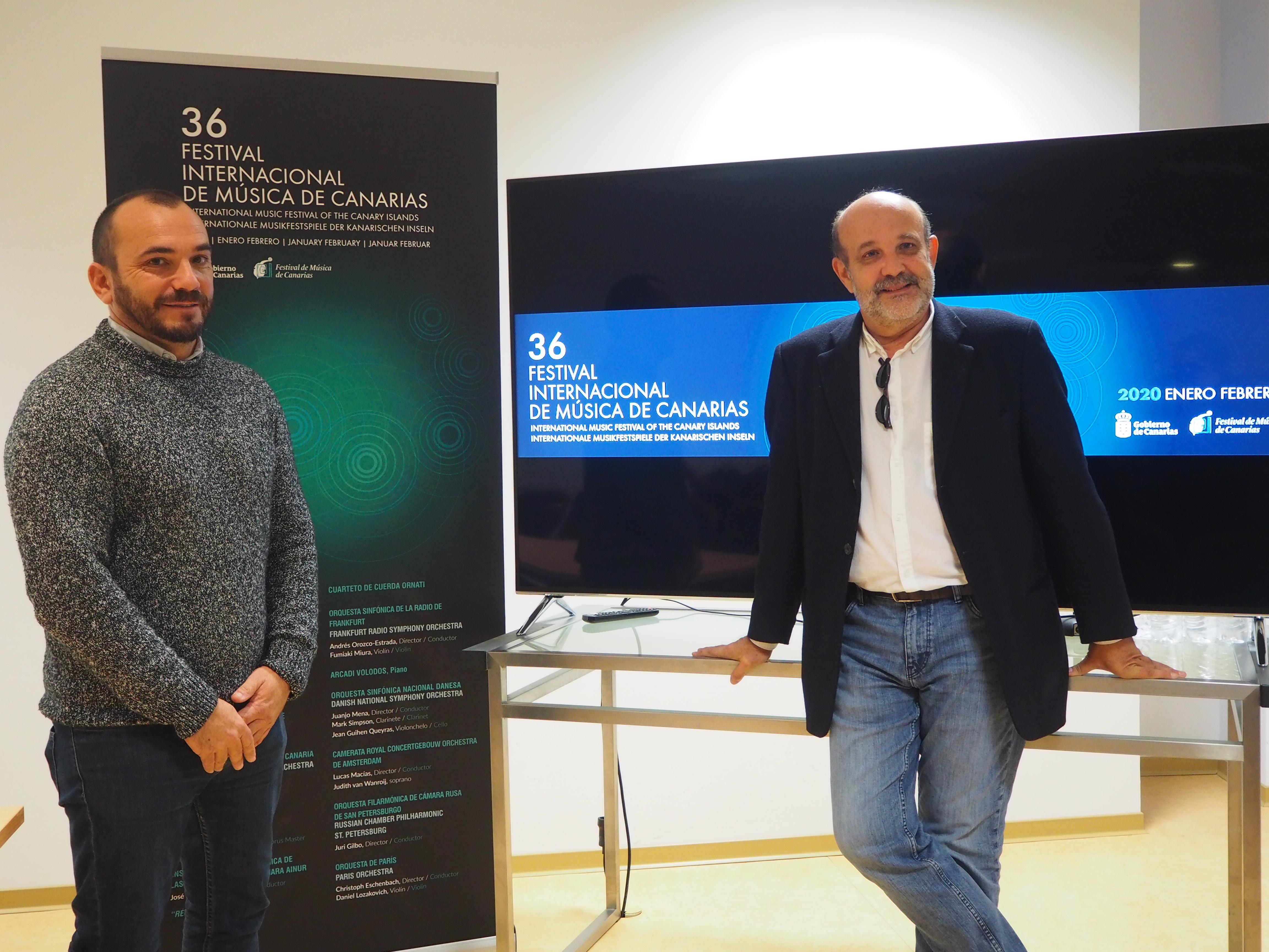 El 36 Festival de Música de Canarias programa cinco conciertos en Fuerteventura