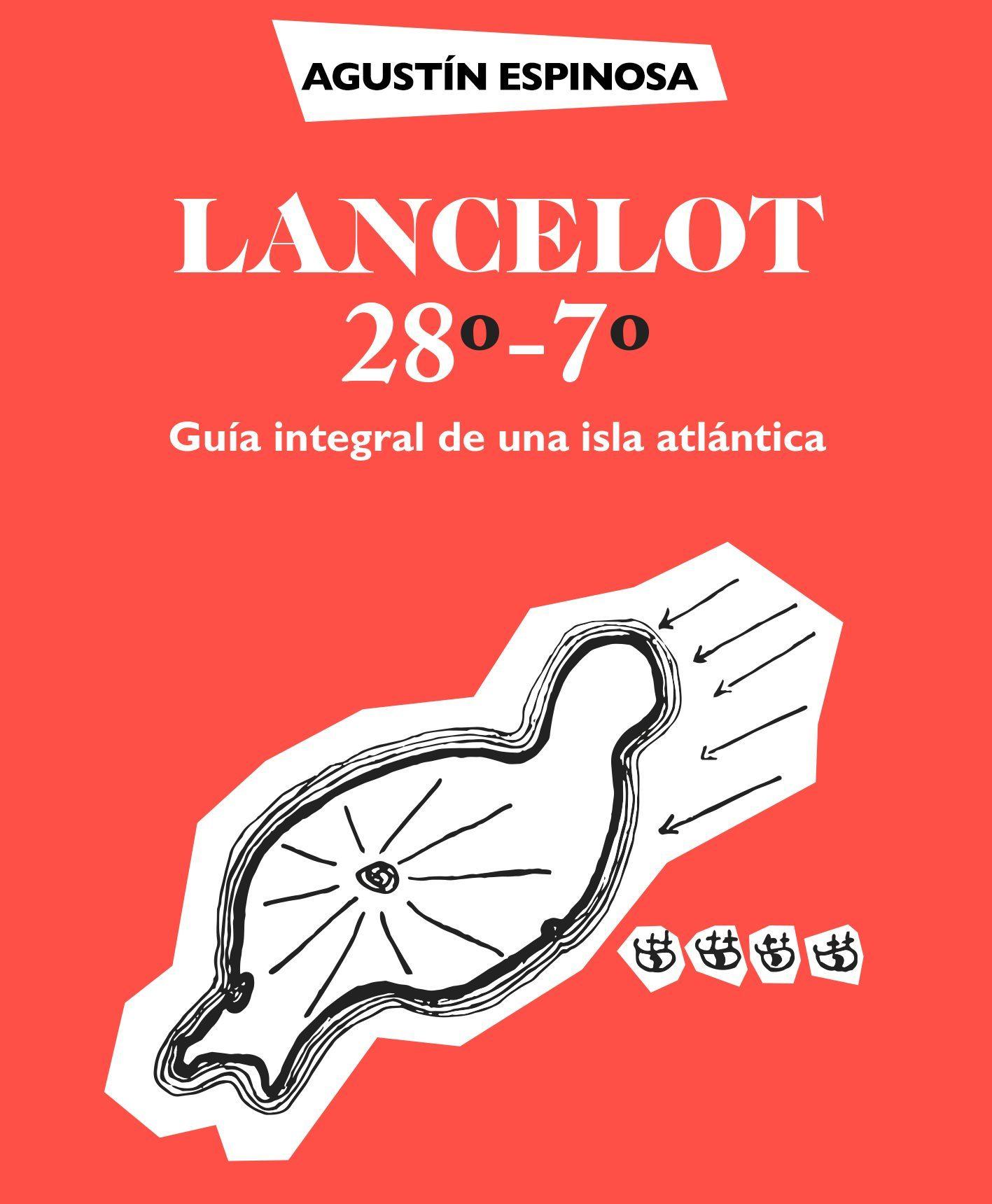 Portada Lancelot 28º 7º, de Agustín Espinosa