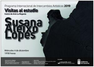 Jornada de visita al estudio de Susana Aleixo