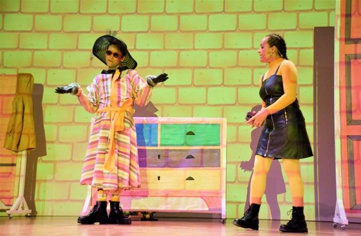 'Caperucita: un viaje musical por la red', el domingo 15 de diciembre en el Guiniguada