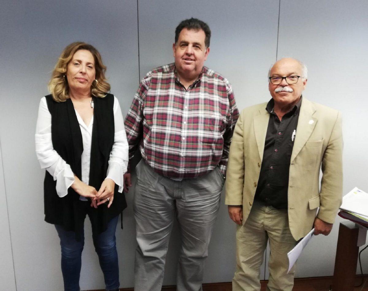 Reunión con Cabildo de Fuerteventura sobre especies endémicas