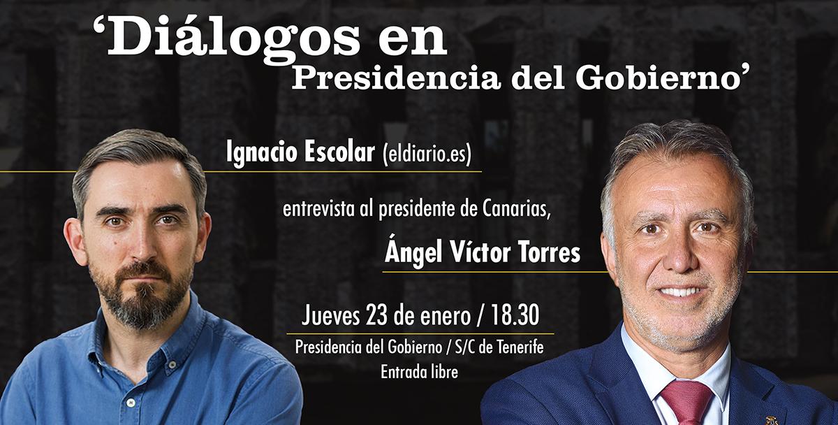 Diálogos en Presidencia del Gobierno