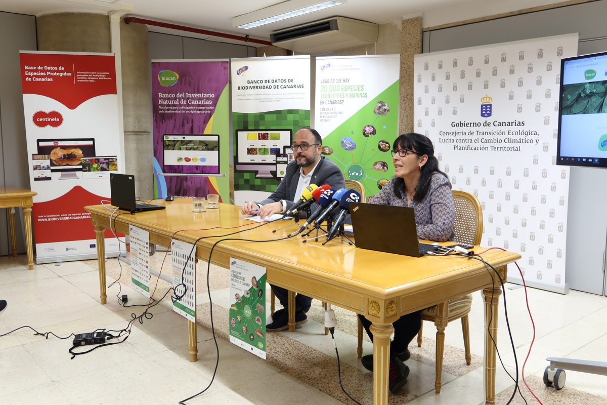 Presentación de la plataforma del BIOCAN