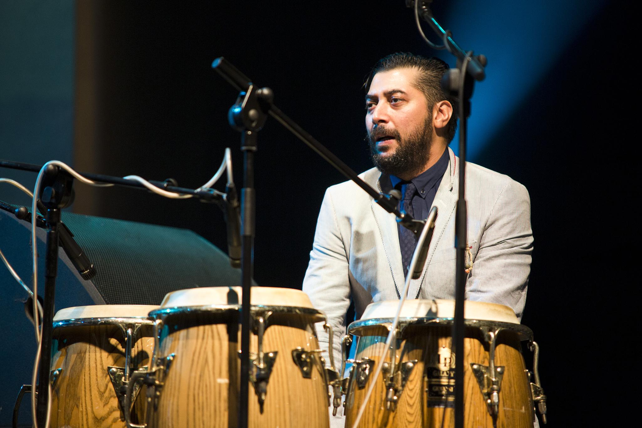 Bandolero, uno de los percusionistas flamencos más influyentes, ofrece una masterclass gratuita en el Guiniguada