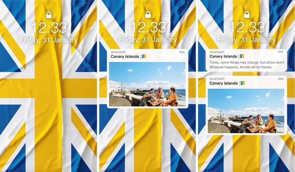 Canarias refuerza su promoción en Reino Unido