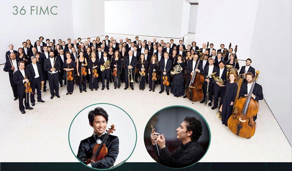 La Sinfónica de la Radio de Frankfurt estará dirigida por Orozco-Estrada, y contará con el joven violinista Fuimiaki Miura